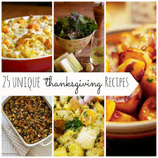 25 unique thanksgiving side dishes ya gotta a hobby