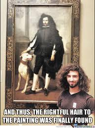 Old Painting Meme - dat painting seems legit by boom meme center