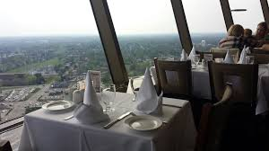 head to skylon tower for the views not the chews sm traphagen