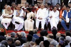 Modi Cabinet List Is The Modi Power Vertical The Dominant Force In Government