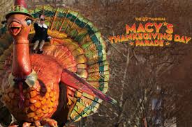 how to or macy s thanksgiving day parade