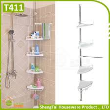 Telescopic Bathroom Shelves Telescopic Bathroom Shelves Gallery Bathroom With