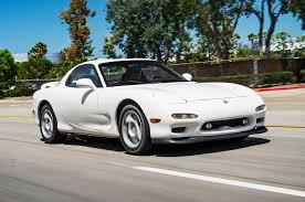 pictures of mazda cars collectible classic 1993 1995 mazda rx 7