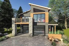 ultra modern tiny house plan 62695dj architectural designs