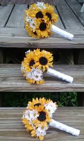 best 25 sunflower bridal bouquets ideas on pinterest sunflower