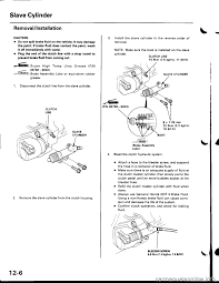 brake fluid honda civic 1997 6 g workshop manual