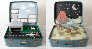 Upcycle That - what can you make with a vintage suitcase the crafty blog stalker