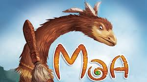 moa a martin wallace board game of birds u0026 mammals for 3 5 by ape
