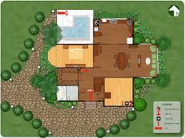 Kindergarten Floor Plan Examples Fire And Emergency Plans Solution Conceptdraw Com