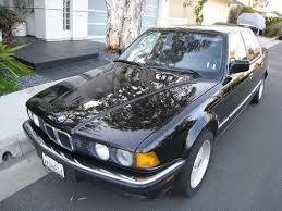 1988 bmw 7 series 1988 bmw 735i 5 speed manual german cars for sale