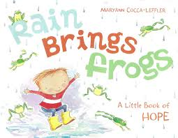 thanksgiving at the tappletons activities maryann cocca leffler rain brings frogs my new book