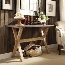 light wood console table homesullivan upton weathered light oak console table 405100 053a
