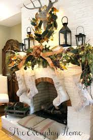 astounding decorations for fireplace mantel on home designing