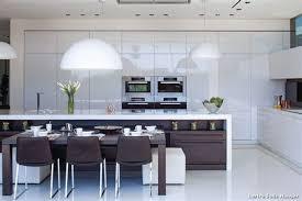 cuisine noir et blanc cuisine noir blanc best carrelage damier noir et blanc cuisine