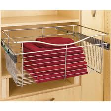 Kitchen Cabinets Baskets Baskets By Rev A Shelf Single Multiple Pull Out Door Mount
