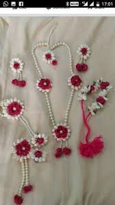 floral jewelry for your wedding celebrations weddingsutra blog