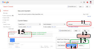how to sitemap xml submission to google hacked by suliman hacker