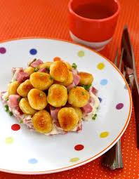 cuisiner des gnocchis mini gnocchi a poeler jambon au fromage fondant recette mini gnocchis