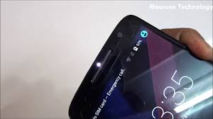 how to on notification light in moto g4 plus how to enable hidden notification light on the moto x play youtube