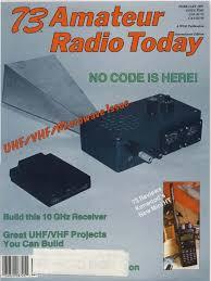 73 amateur radio today u002791 amateur radio radio