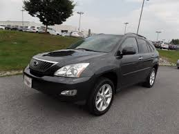 lexus rx 350 quick sale used 2009 lexus rx 350 for sale hagerstown md