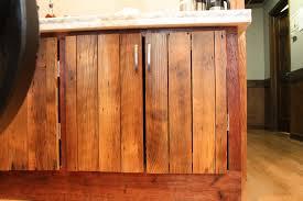 Rustic Oak Kitchen - rustic wood kitchen cabinet doors kitchen cabinet