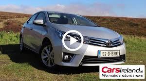 toyota family car toyota reviews carsireland ie reviews