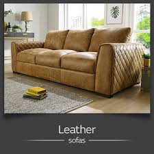 Leather Sofas Cannock Leather Sofas Corners And Chairs Sofology