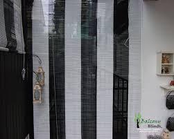 Blind Curtain Singapore Outdoor Bamboo Blinds Singapore Balconyblinds