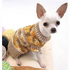 chihuahua sweaters rustic cotton sweater chihuahua puppy clothes teacup