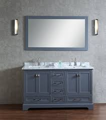 bathroom nice black 60 inch double sink vanity and twin sink and