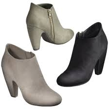 womens boots on sale target target s vonnie shootie ankle boots only 15 w free