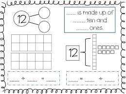 best solutions of decomposing numbers kindergarten worksheets on
