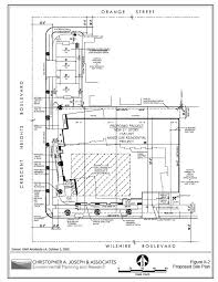 residential site plan wilshire crescent heights