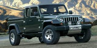 jeep comanche on flipboard hyundai needs a workhorse u2026 mercedes renault and jeep announce
