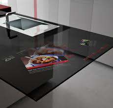 tablette recette de cuisine maison ergonomique cuisine 2 technologie habitat ouvrages