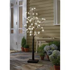 order home collection led 4ft cherry blossom tree free shipping