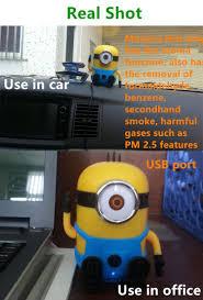 Hous by New Car Styling Minious Car Hous Office Portable Usb Mini Air
