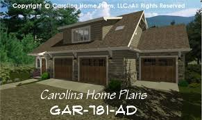 Garage Home Plans by Craftsman Garage Apartment Plan Gar 781 Ad Sq Ft Small Budget
