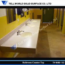 Corian Bathroom Countertops Buy Cheap China White Corian Countertop Products Find China White