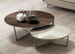 contemporary round coffee table the multifunction of contemporary coffee tables newcoffeetable com