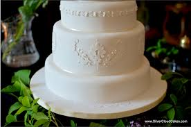 fondant wedding cakes gallery