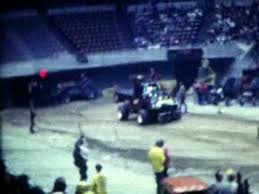 monster truck show hton coliseum 1982 ames ia truck pull friday youtube