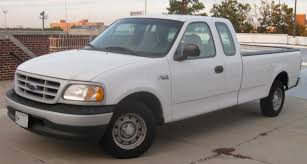 Ford F150 Truck Generations - file ford f 150 ext cab long bed jpg wikimedia commons