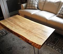 coffee tables u2014 live edge forest