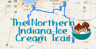 Diner Drive Ins And Dives Map The 6 Best Ice Cream Shops You Have To Try In Southern Indiana
