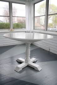 painting dining room table furniture how to refinish a dining room table for rustic white