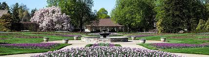 Botanical Gardens Niagara Falls Blossoms Niagara Falls Hojo By The Falls