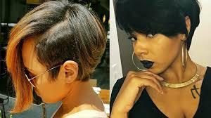 short haircuts for black women 2017 u0026 black women u0027s haircuts