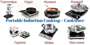 Compact Induction Cooktop 7 Portable Induction Cooktops With Free Cookware Pan Set U2022